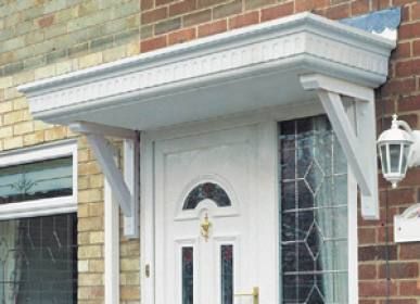 Castledene Door Canopy & Door canopies and surrounds
