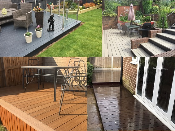 decking examples