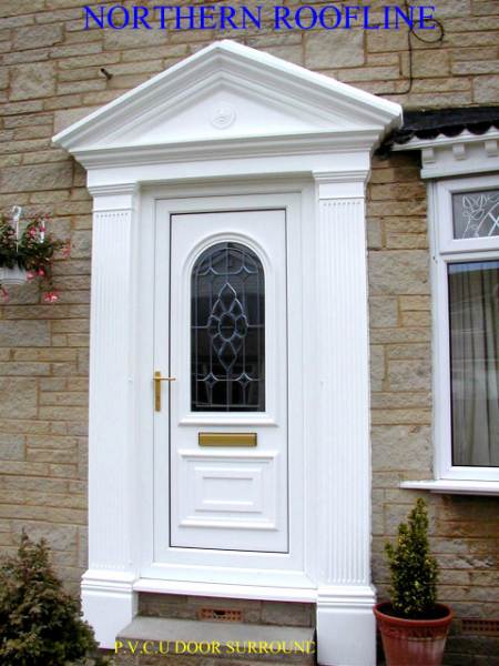 VICTORIAN DOOR SURROUND & Canopy Columns Pillars \u0026 VICTORIAN DOOR SURROUND